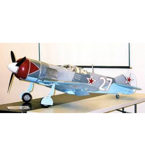 Lavochkin La-7 Plans