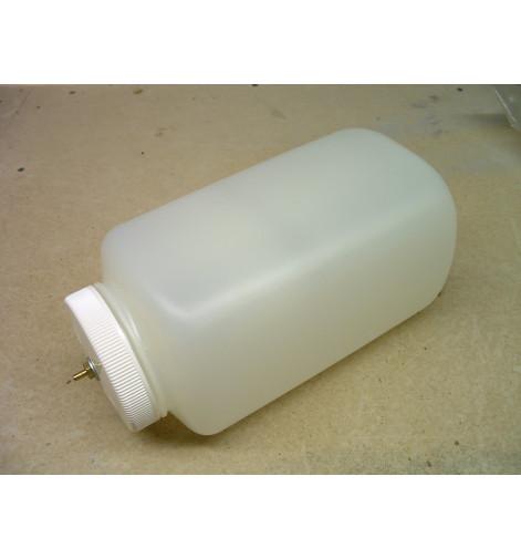 Sterner 1/4 Vampire Polypropylene Plastic 1 Gal. Fuel Tank