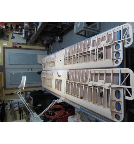 """Servo Wire Cardboard tube 11/16"""" x 36"""""""