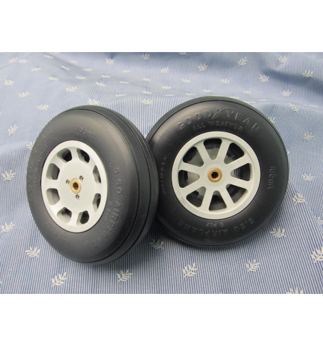 "Sierra Giant Scale 5 1/2"" P-47 Wheel"