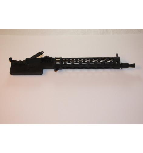 Scale WWI Spandau with Gun Sight Machine Gun Kits