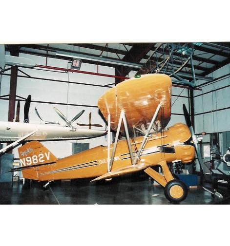 "Curtiss 1934 ""Gulfhawk"" 1A"