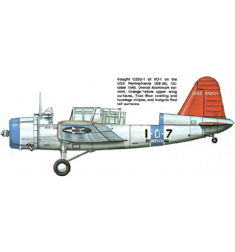 Vought OS2-U Kingfisher