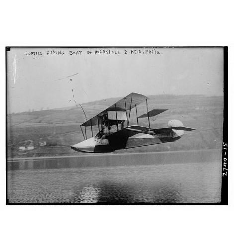 Curtiss 1914 F Boat
