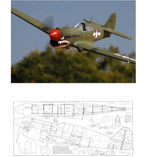 P-40 Warhawk Plan