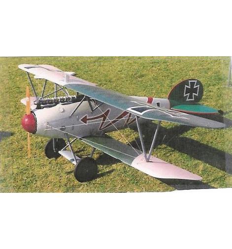 Albatros D5A WWI Fighter