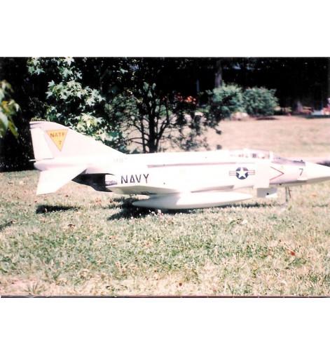 F-4 Phanton, Byro Jet Fan/Prop