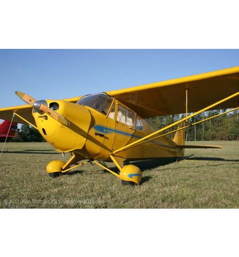 Piper J-4E Cub Coupe