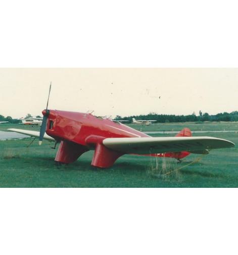Miles Hawk Major M2W