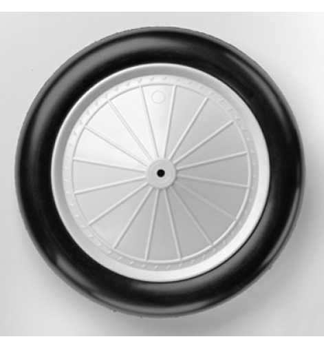 Dubro Vintage 1/4 Scale Wheels