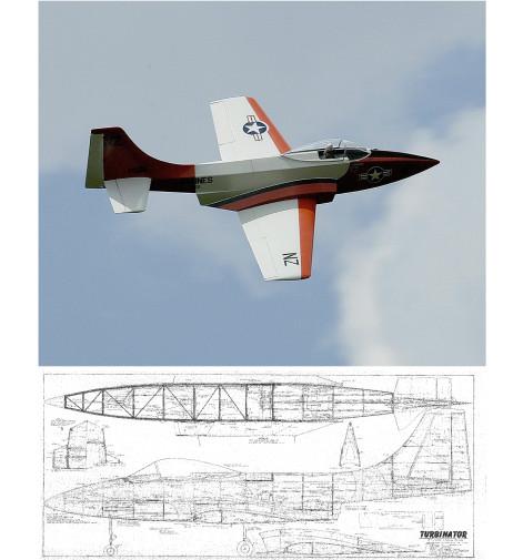 Turbinator Sport Jet Plan
