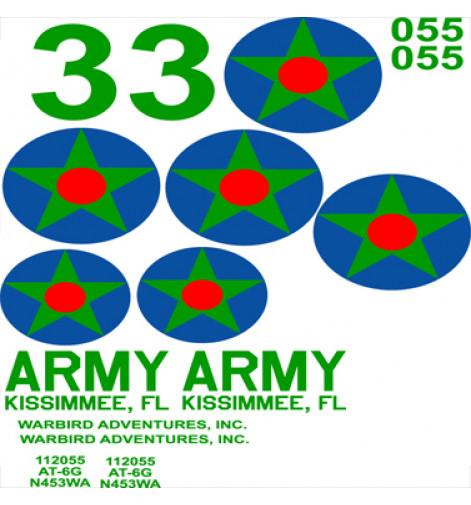 AT-6 Vinyl Graphics