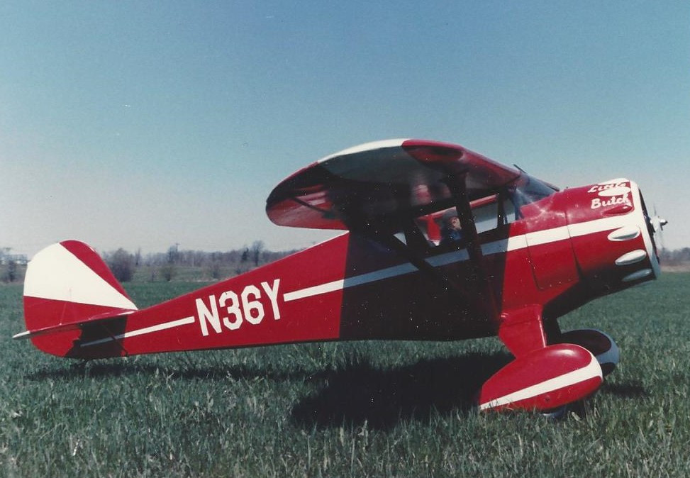Monocoupe 110 Special Plan Scale Plans From Other Designers