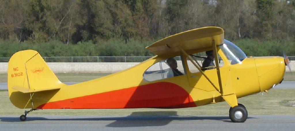 Aeronca 1945/46 7AC Champ