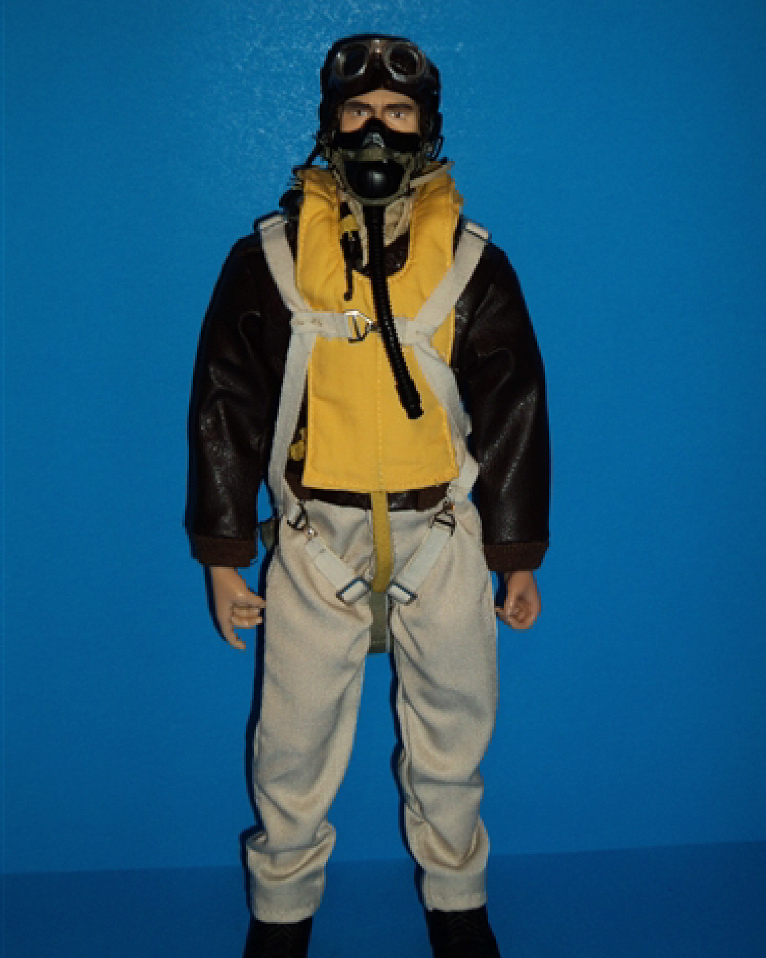 WWII American USAAF RC Pilot Figure
