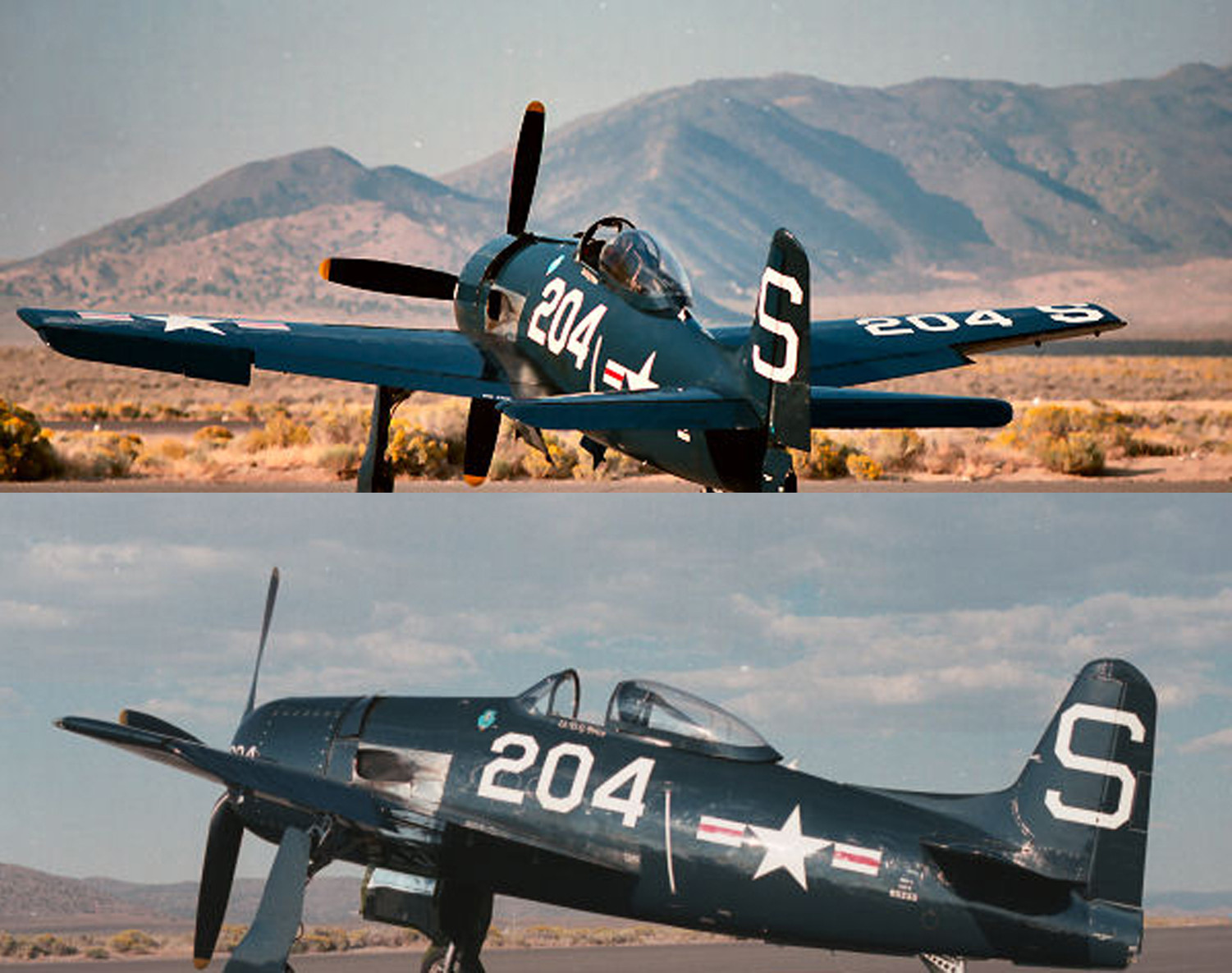 F8-F Bearcat Vinyl Graphics