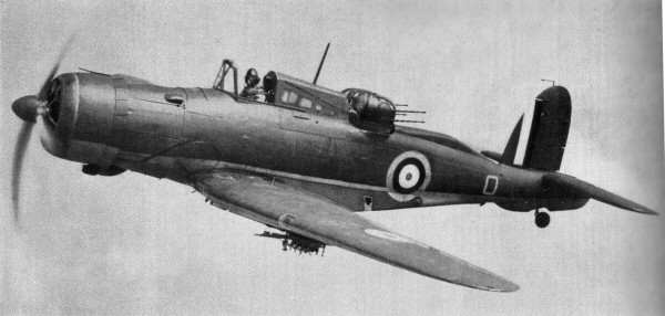 "Blackburn 1940 ""ROC"""