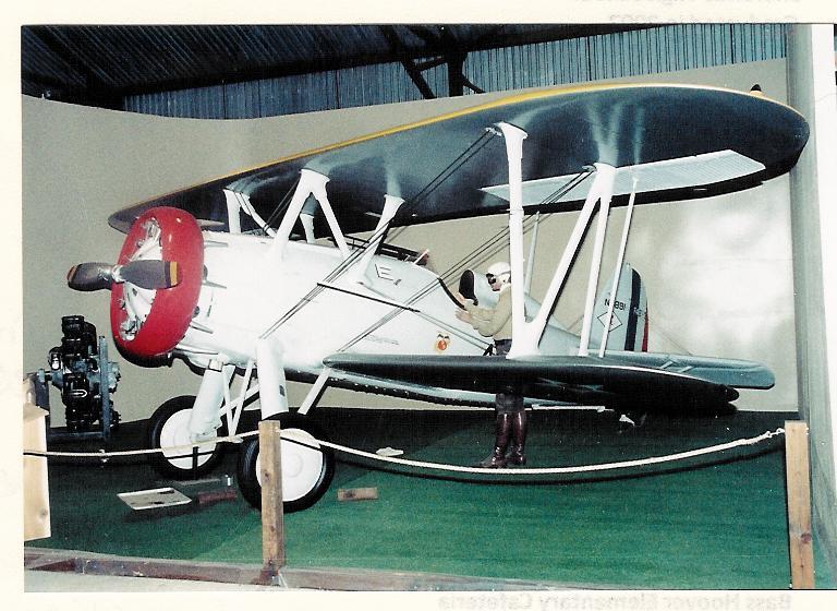 Boeing F4B-3&4, P-12E
