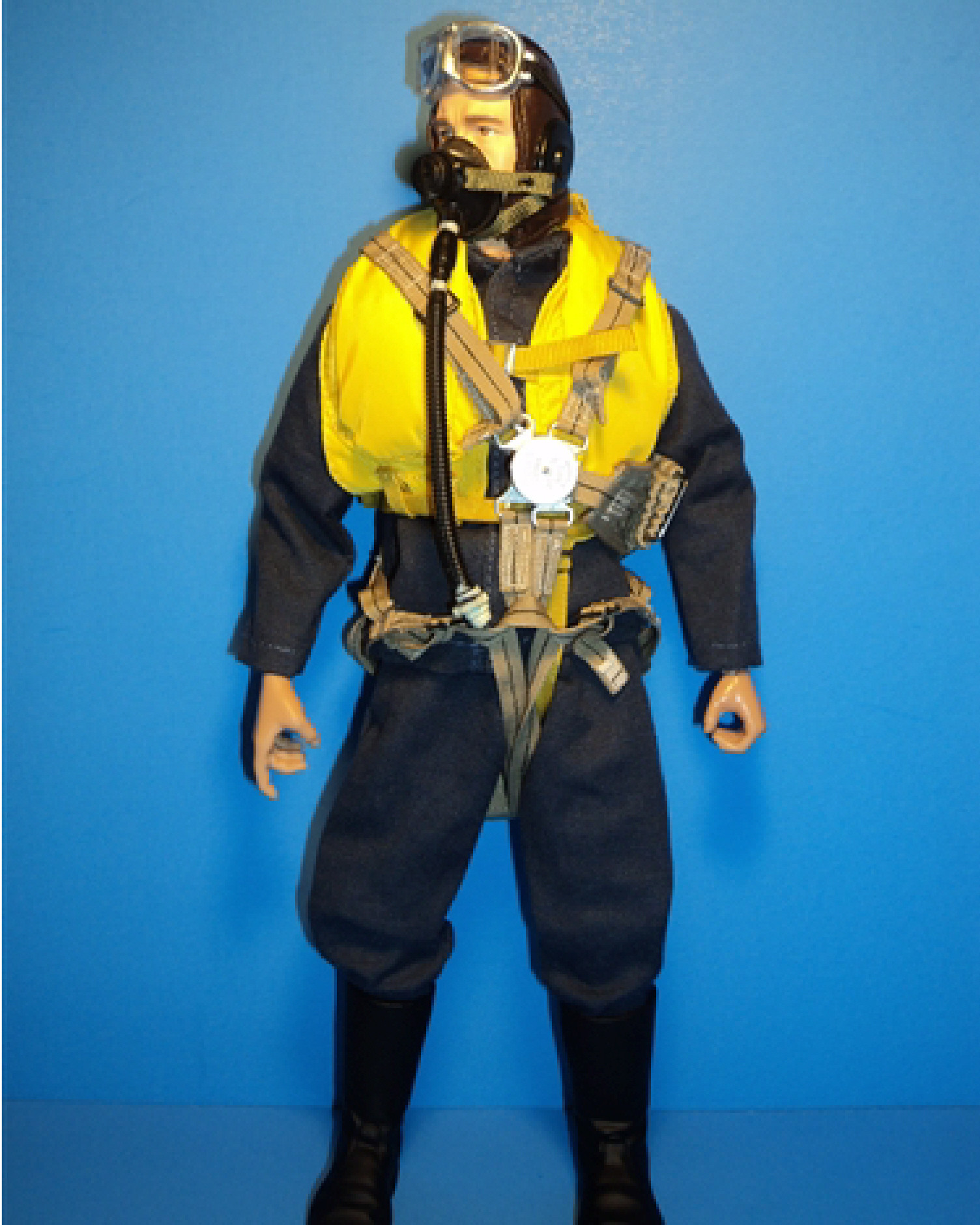WWII British RAF RC Pilot Figure