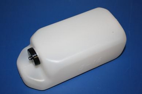 Dubro Fuel Tank with gas conversion