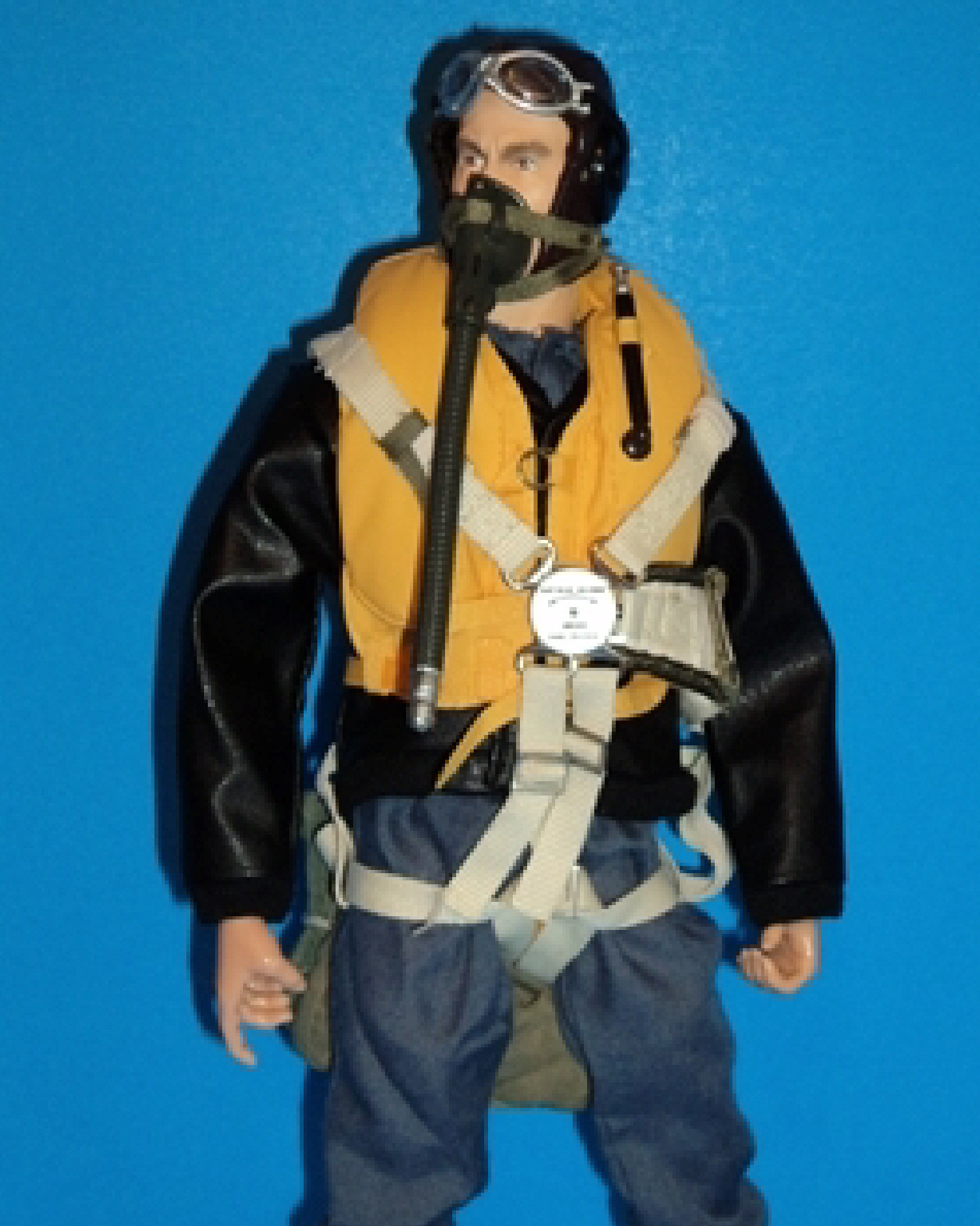 WWII German Luftwaffe RC Pilot Figure