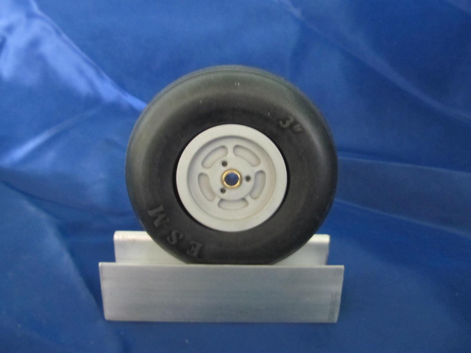 """Supermarine Spitfire Sierra Giant 2.5"""" Tail Wheel"""