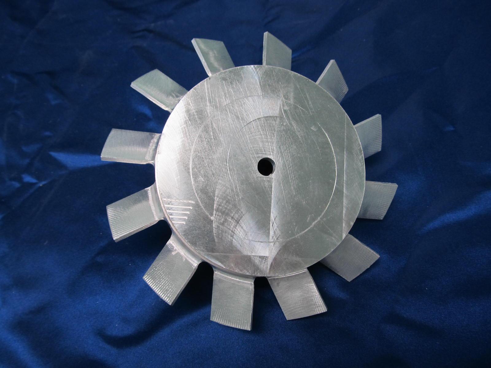 FW-190 Aluminum Spinner