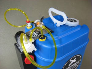 Jersey Modeler 5 Gallon Kerosene W/ Electric Pump (5HKF)