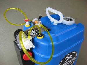 Jersey Modeler 5 Gallon Kerosene W/ Electric Pump (5HKF)