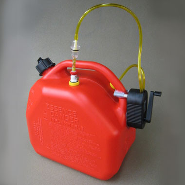 Jersey Modeler Gas w/Hand Pump (1 & 2 Gallon)