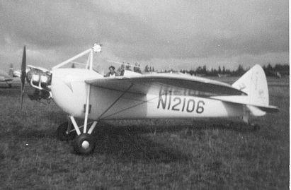 "BUHL ""Bull Pup"" 1930"