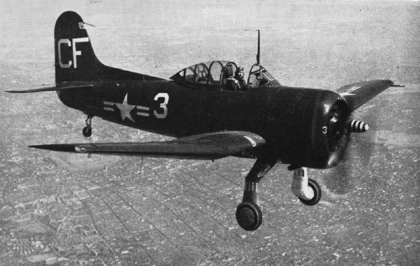 Curtiss 1945 SC-2 Seahawk