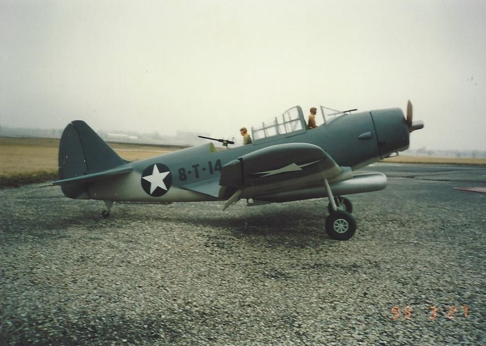 Douglas TBD-1 Devestator