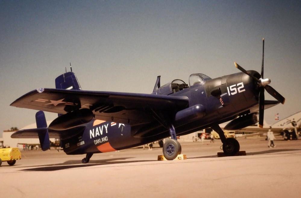 Grumman 1952 AF-2s Guardian