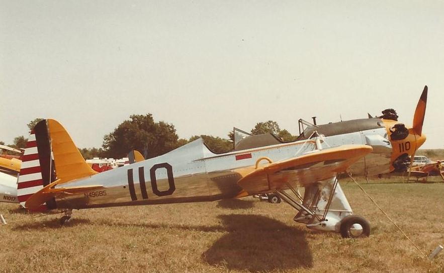 Ryan 1942 PT-22