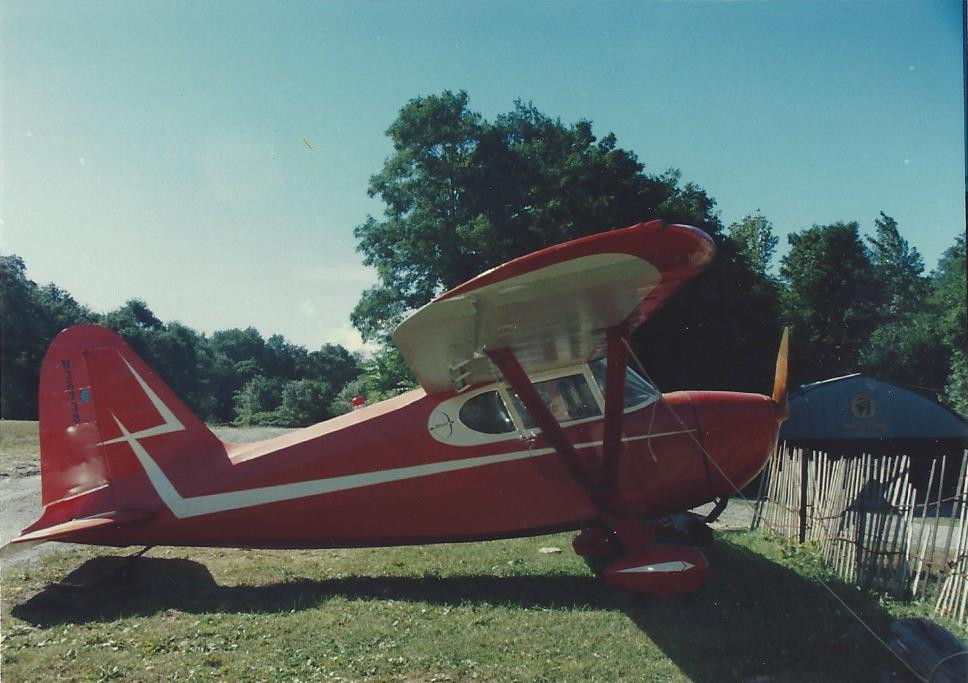 Stinson 105 Giant Scale