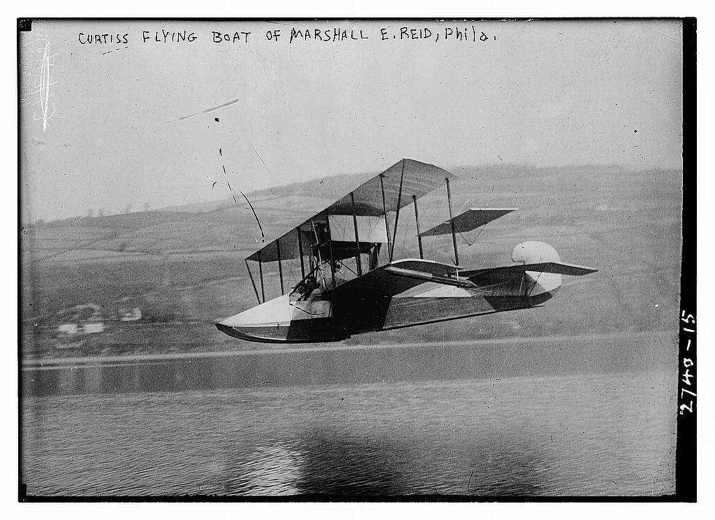 Curtiss 1914 F Boat