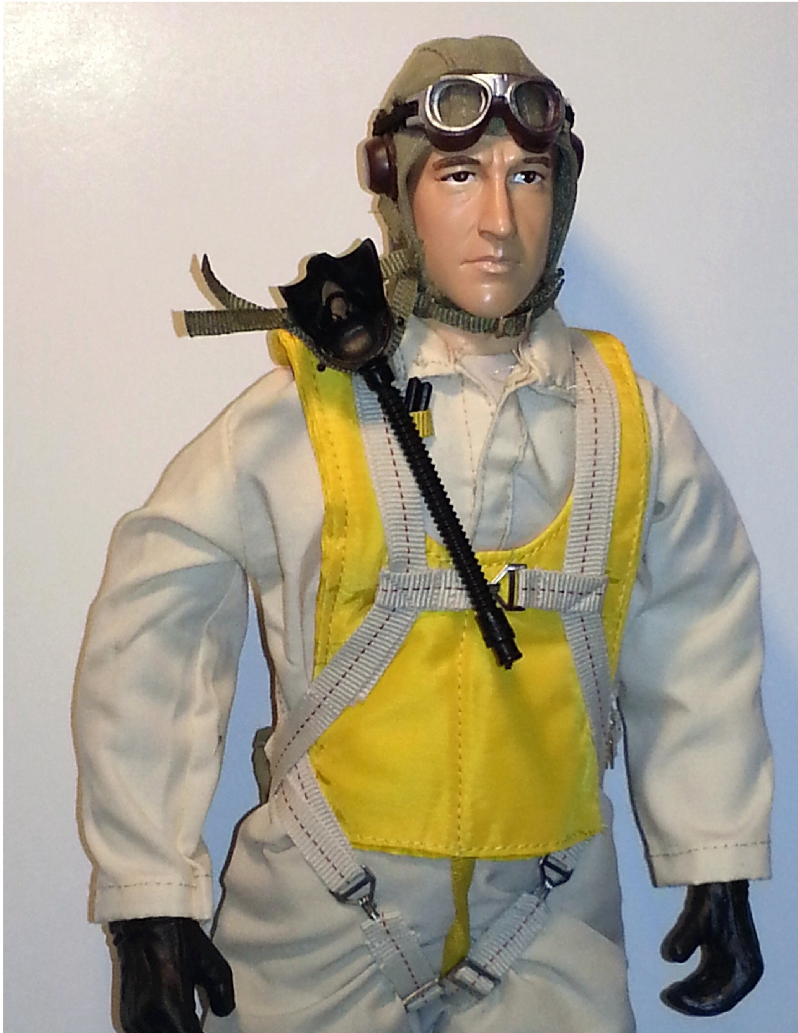 WWII US Navy Pacific RC Pilot Figure