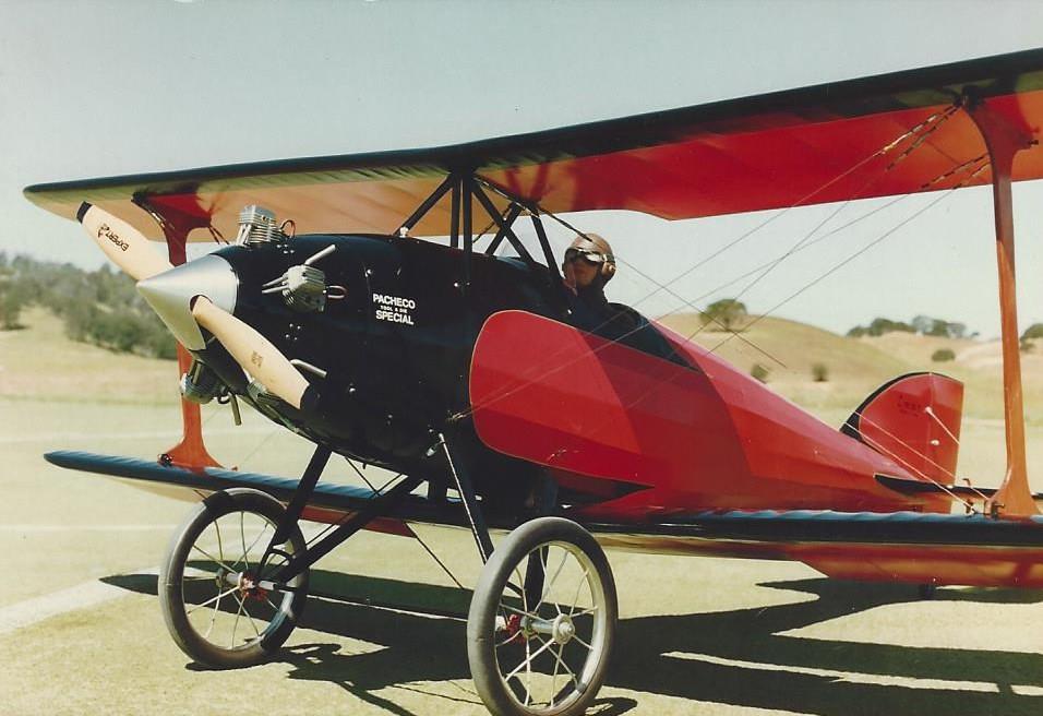 Lincoln Sport Biplane