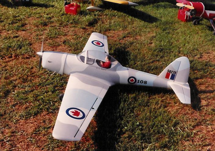 DHC-1 Chipmunk, Canada, T-10