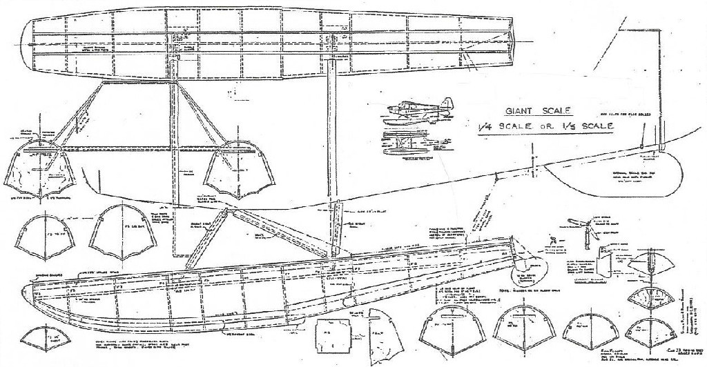 EDO Floats,J3 Cub/PA11