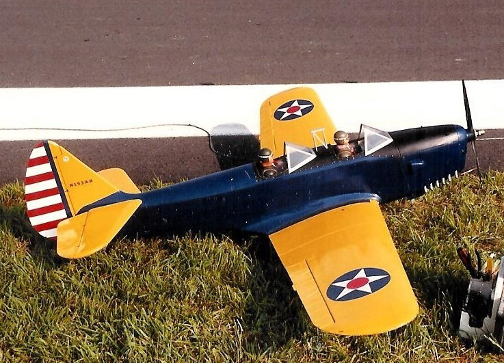 Fairchild PT-19/PT-26 Cornell 1/6 Scale