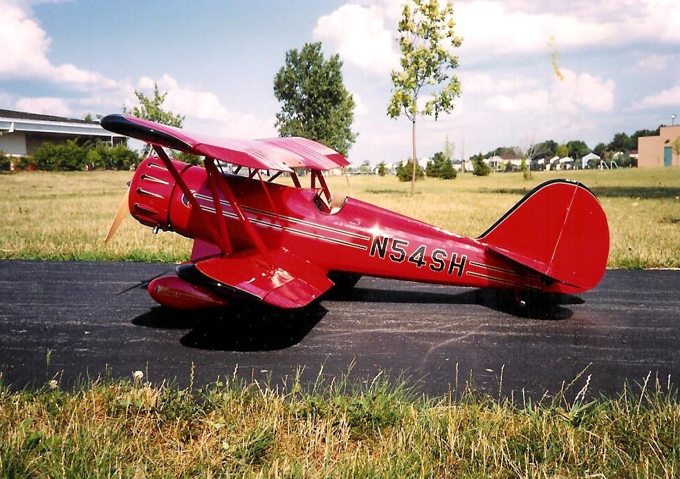 WACO YMF-3 / YMF-5 Classic