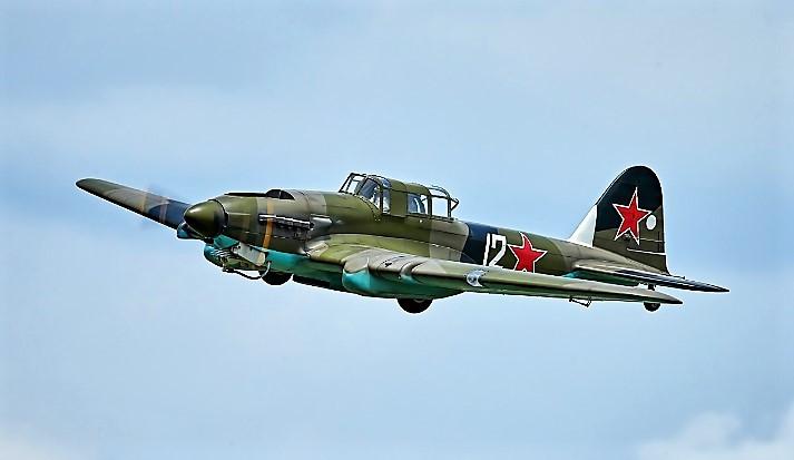 IL-2 Sturmovik Plans