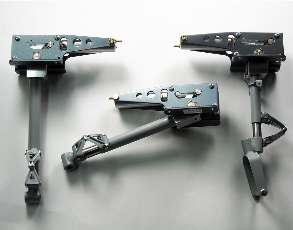 Retracts Tri-Gear Set: Robart #ZF9F
