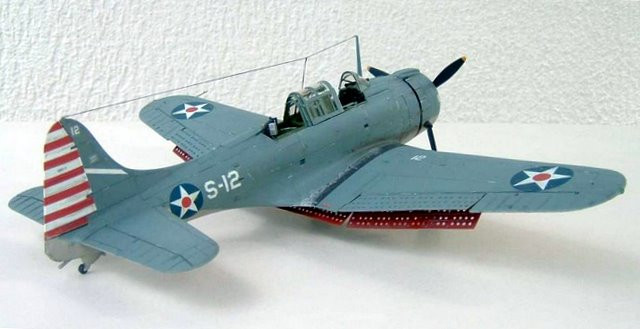 SBD Dauntless Vinyl Graphics