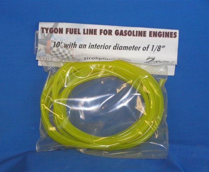 """Tygon Tubing 10' x 1/8""""ID"""