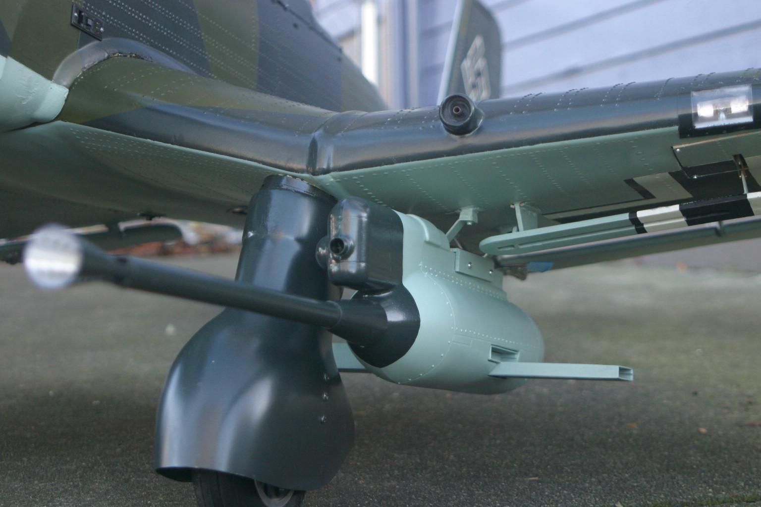 Ju 87d G Stuka Bk 37 Anti Tank Gun Kit For G Model