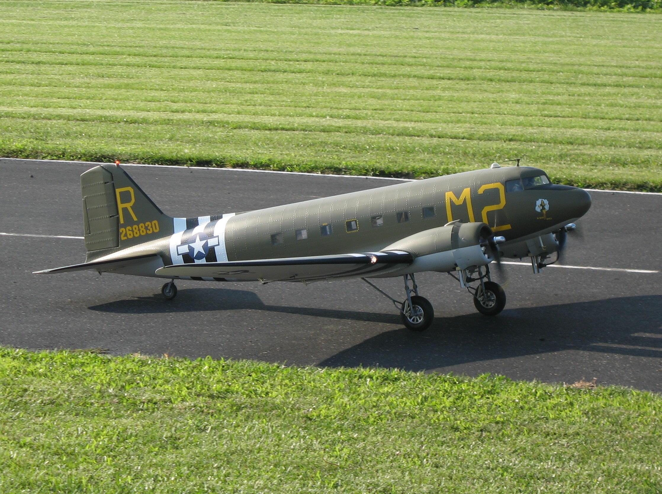 Douglas C 47 Dc 3 Plan