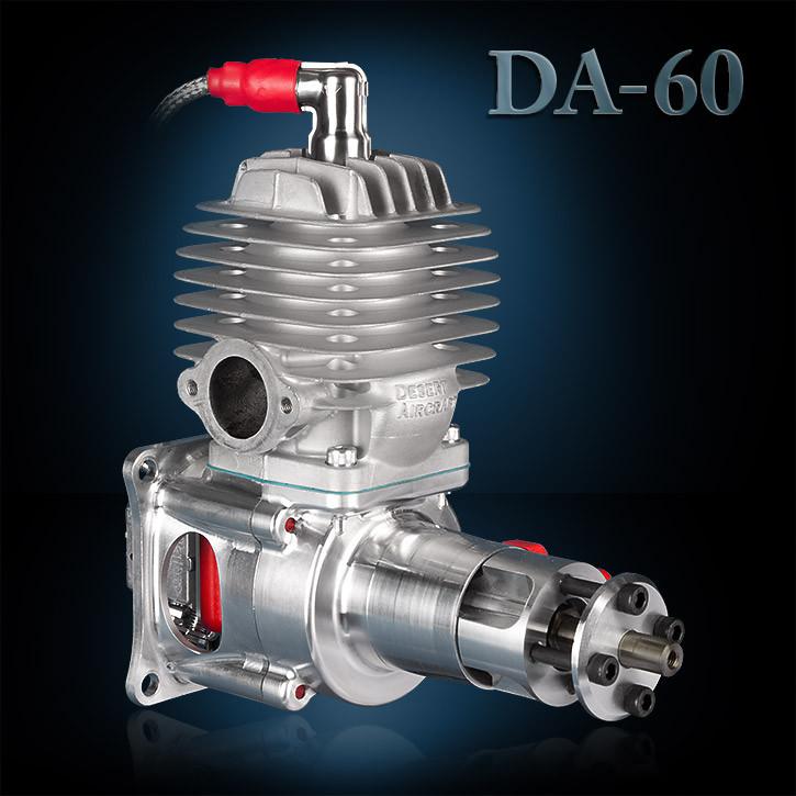 Desert Aircraft Engines Da 50r Da 60 Da 85 W Electronic